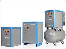 POWER SYSTEM PASCAL RANGE OF SCREW COMPRESSORS